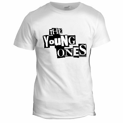 The Young Ones Classic Retro 80s 90s Comedy TV Film Movie British T Shirt