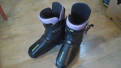 #doingitforcharlie Ladies ski boots size 6