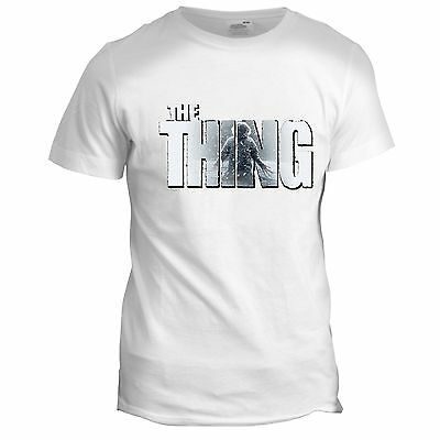 The Thing Carpenter Classic Horror Movie Film Halloween Zombie Vampire T Shirt