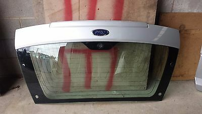 Ford Territory Sx Tx 05 Tailgate Glass With Moulding / Garnish  Pc : O9 Silver