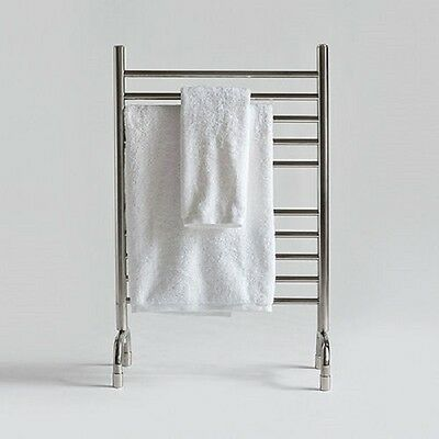 Ancona HB-R6405S Free standing electer towel warmer and dryer