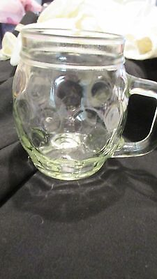Retro Golf Ball Styled Half Pint Tankard
