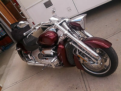 Honda: Valkyrie Beautiful Handling and Maintenance Free