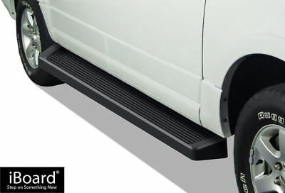 """Matte Black 6"""" iBoard Running Boards Fit 97-16 Ford Expedition"""