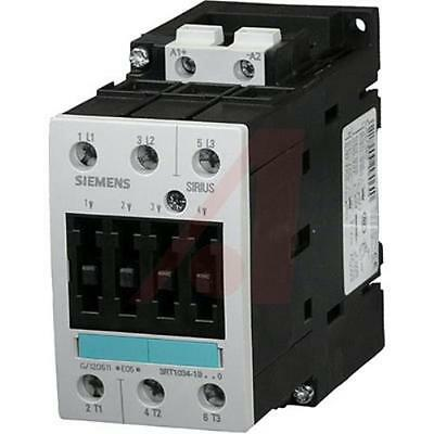 "Siemens 3RT1036-1BB40 Contactor, Size 2,50A,22kW,3-Pole, 24VDC Coil ""NIB"""