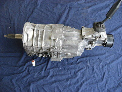 Triumph Tr3 Tr4 Tr6 5 Speed Conversion Transmission Toyota W58 Transmission