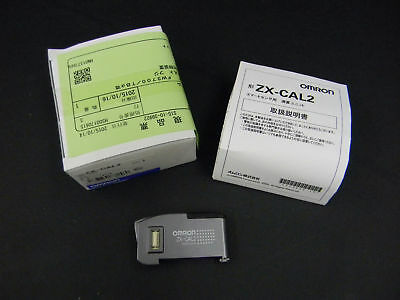 NEW Omron ZX-CAL2, Photoelectric Sensor Calculating Unit ZX Inductive
