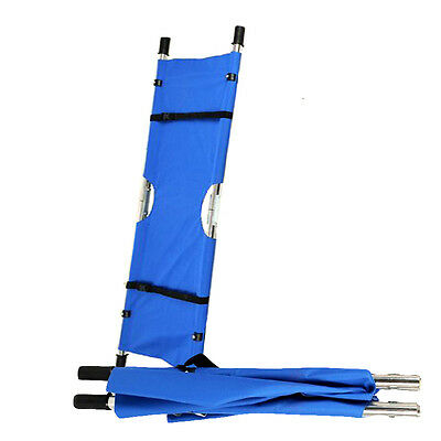 Fantastic Foldable Wheel Bed Stretchers Portable Medical First Aid Rescue FS945
