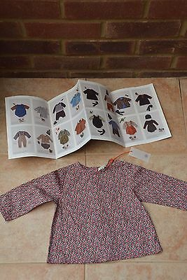* Genuine Gorgeous Liberty Print Blouse from British CARAMEL BABY, BNWT, £65! *
