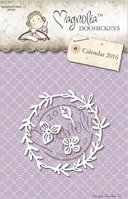 Magnolia Stamps DooHickey - Rosemary Wreath - RC17-09