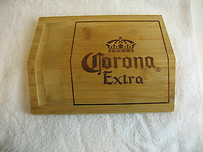 Corona Extra Wooden Cutting Board good condition