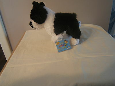 Webkinz Boston Terrier  New With Sealed Code