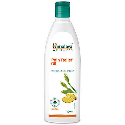 HIMALAYA HERBALS PAIN RELIEF MASSAGE OIL 100 ML Free Shipping