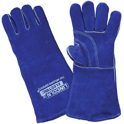 Lincoln PREMIUM LEATHER MIG STICK WELDING GLOVES 1Pair,Heat Resistance*USA Brand