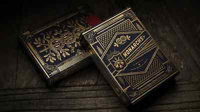 Monarch Playing Cards by Theory 11 magic trick
