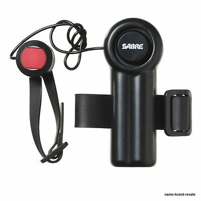 Sabre NEW Mobility Device Alarm Portable Personal Safety Security 120dB Siren