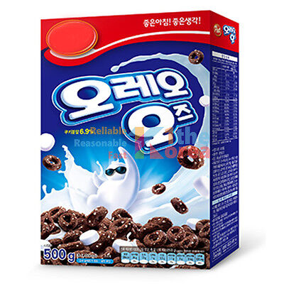 OREO O's Cereal Original Flavor 250g or 500g Genuine Authentic Real Oreo Cereal
