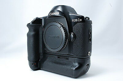 Canon EOS-1N HS 35mm SLR Film Camera Body Only  SN109192  **Excellent++**