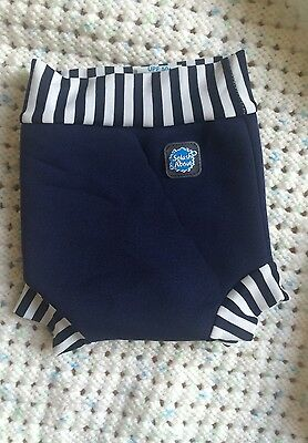Splash About Baby Boy Navy Swimming Trunks 0-3 / Small