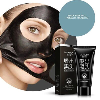 70g Black Deep Cleansing Purifying Blackhead Pore Removal Peel-off Facial Mask g