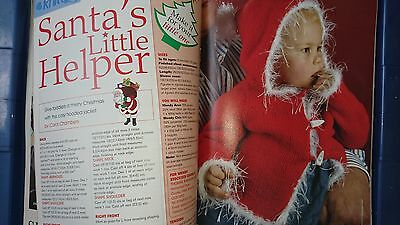 Knitting Magazine Christmas Special 2006 Issue 32