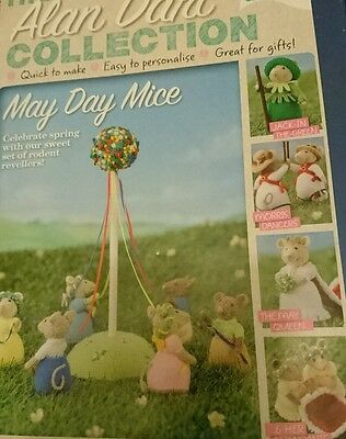 The Alan Dart Collection May Day Mice