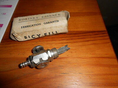 Robinet Essence Bicy Fill Neuf Cyclo Mobylette Moto Motobecane Peugeot Autres