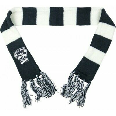 Geelong Cats Official AFL Chunky Baby Scarf
