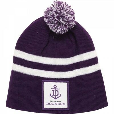 Fremantle Dockers Official AFL Baby Infant Beanie