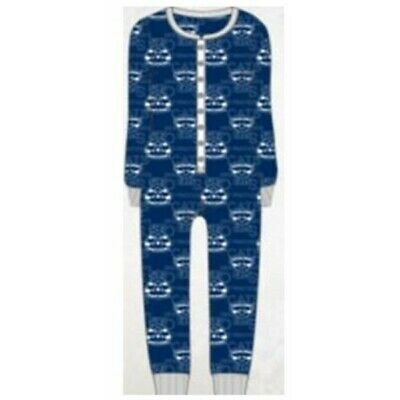 Geelong Cats Childrens Pyjama Jumpsuit AFL Official BNWT