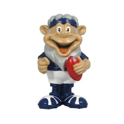 North Melbourne Kangaroos Official AFL Garden Gnome With Headband  BNIB