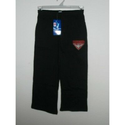 Essendon Bombers Official AFL Winter Youth Trackpants Clearance