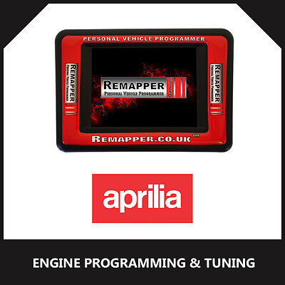 Aprilia - ECU Remapping | Engine/Chip Tuning | ECU Programming Tool
