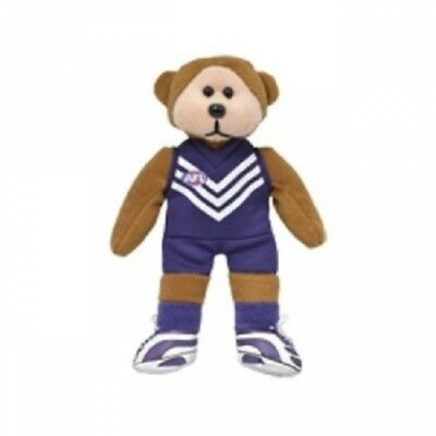Damo the Fremantle Dockers Bear - Official AFL Beanie Kid
