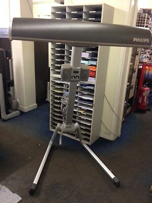 philips innergizer sunbed 400watt with infared foldaway mess for del £most of uk