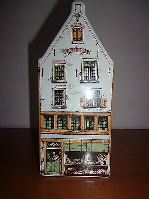 Polychroom Holland hand painted china bakery