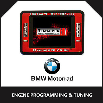 Bmw Motorrad - ECU Remapping | Engine/Chip Tuning | ECU Programming Tool