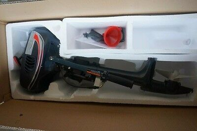Outboard Engine Motor 3.5HP 2 Stroke Small Boat engine New