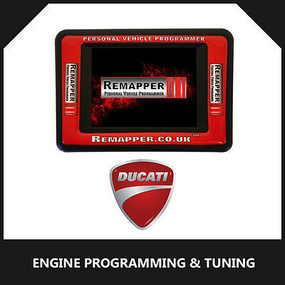 Ducati - ECU Remapping | Engine/Chip Tuning | ECU Programming Tool