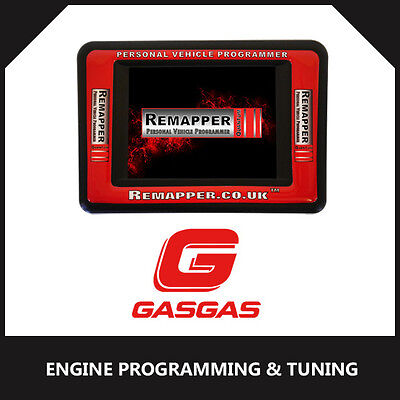 Gasgas - ECU Remapping | Engine/Chip Tuning | ECU Programming Tool
