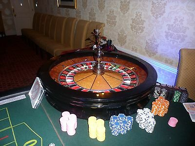 AAA Roulette Hire with Professional Croupier