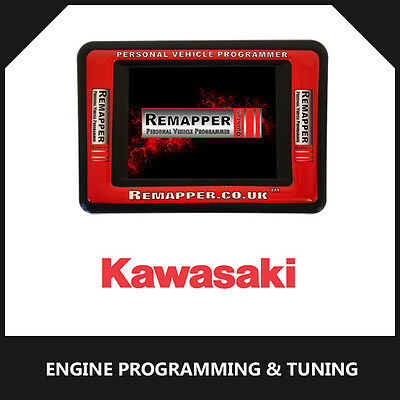 Kawasaki - ECU Remapping | Engine/Chip Tuning | ECU Programming Tool