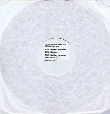 Red Snapper – The Sleepless – WAP108P – Promo 12-inch Vinyl Record