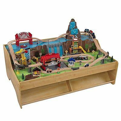 Grand Central Station Train Set & Table NEW IN RETAIL BOX