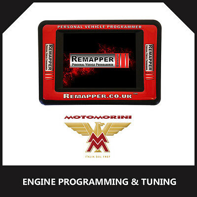 Moto Morini - ECU Remapping | Engine/Chip Tuning | ECU Programming Tool