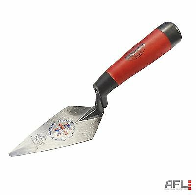Faithfull Solid Forged London Pattern Brick Mortar Pointing Trowel 115mm/4½""