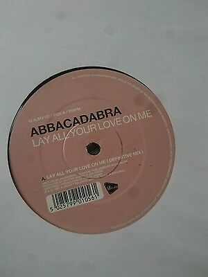 Abbacadabra - Lay All Your Love On Me