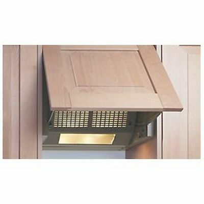 INTX60SV Integrated Cooker Hood 600mm Grey Painted