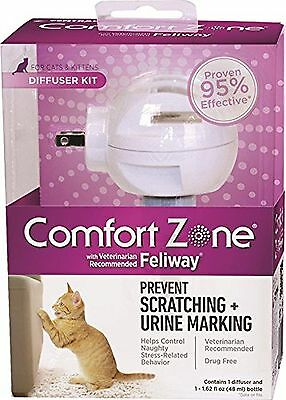 Comfort Zone Feliway Diffuser Kits Refills and Sprays
