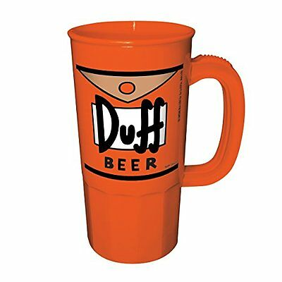 ICUP Simpsons Duff Plastic Stein Cup, 22-Ounce 09101